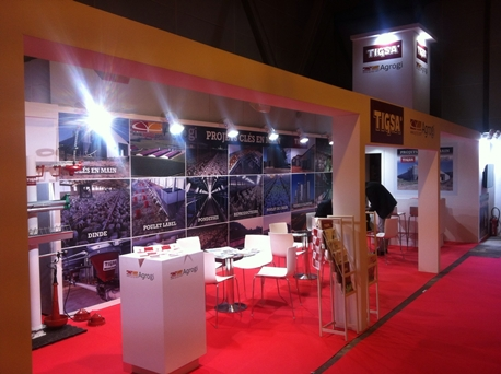 AGROGI AND INTERNATIONAL EXHIBITION FIGAN  FRANCE 2015