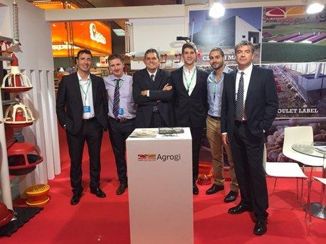 AGROGI Y FERIA INTERNACIONAL SPACE FRANCE  2015