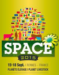 INTERNATIONAL EXHIBITION SPACE FRANCE  2015