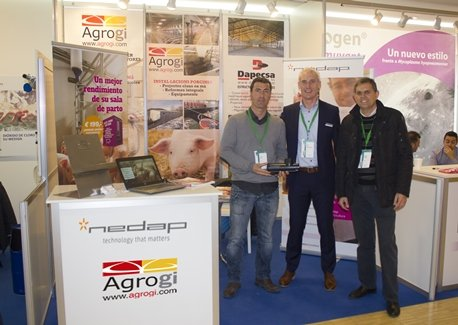 AGROGI IN PORCIFORUM 2016