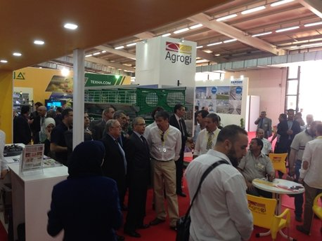 INTERNATIONAL EXHIBITION SIPSA 2015